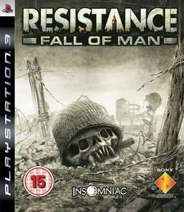 Resistance: Fall of Man (PS3) £1.99 (Prime) £3.98 (Non Prime) @ amazon.co.uk