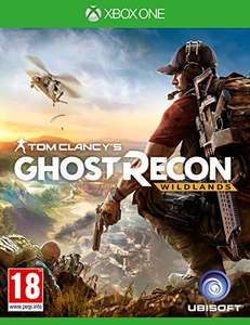 Tom Clancy's Ghost Recon: Wildlands (Xbox One / PS4) £19.99 (Prime) / £21.98 (non Prime) at Amazon