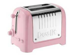 Cheapest Dualit Toaster I've seen. Only available in pink - £35 (was £70)