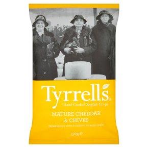Tyrrells crisps. Waitrose. 2 for £2