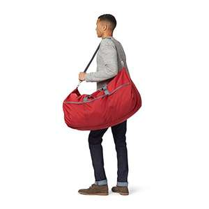 Amazon Basics Large Duffel Bag, 98L, Red £5.63 (Blue £5.91) with Prime (£9.62 Non-Prime del) @ Amazon