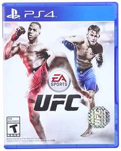EA Sports UFC (PS4) £12.98 @amazon.co.uk