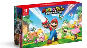 Nintendo switch with mario + rabbids - £299.99 instore @ Sainsbury's