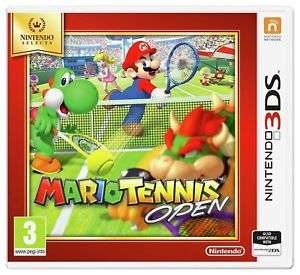 Mario Tennis Open (3DS) £9.99 Delivered @ Argos via eBay