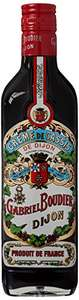 Gabriel Boudier Creme de Cassis de Dijon 50cl £10 (Prime / £14.75 non Prime) Sold & Fulfilled by Amazon