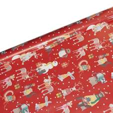 3 for 2 On Rolls of Christmas Wrapping Paper with prices starting from 50p C+C @ Wilko