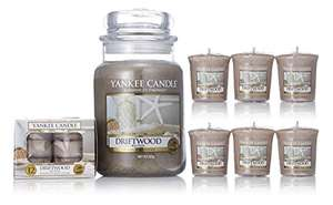 Yankee Candle 19 Piece Driftwood Collection Gift Set - Only £16.99! Sold by My Swift and Fulfilled by Amazon