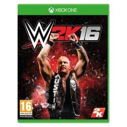 WWE 2K16 (Xbox One) £3 Delivered (Pre Owned) @ Gamecentre