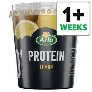 Save £1 (50%) off Arla Protein Yoghurt- Coconut or Lemon flavour.