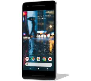 GOOGLE Pixel 2 - 64 GB, Clearly White - £579 with code @ Currys
