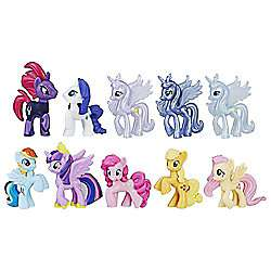 My Little Pony Magic of Everypony (10 Ponies) at Tesco for £17.50