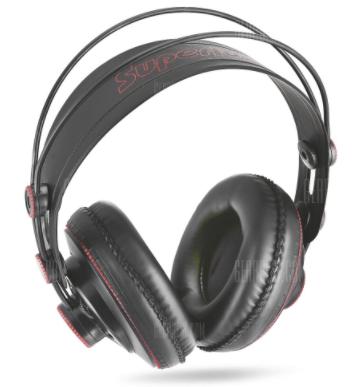 Superlux HD681 Headphones £10.64 W/code @ Gearbest