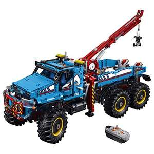 LEGO 42070 6x6 All Terrain Tow Truck £139.99 36%off Amazon