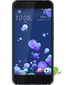 HTC U11 - 12GBData, Unlimited Minutes, Unlimited Texts on O2 - £29pm and £49.99 upfront (total £745.99) at Carphone Warehouse