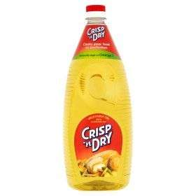 Crisp 'n Dry Vegetable Oil - 2 litre @ ASDA online/instore