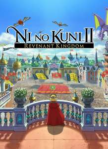 Ni No Kuni II: Revenant Kingdom (Steam) £32.49/£30.86 @ CDKeys