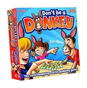 Don't be a Donkey £10.89 Prime / £1.99 Delivery Non Prime @ Amazon