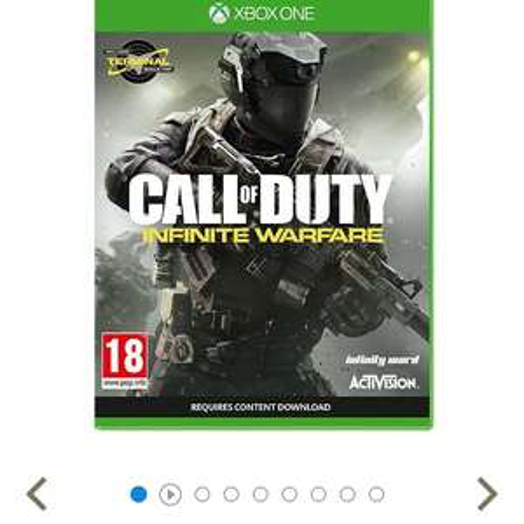 Call of duty infinite warfare £5 @ Tesco