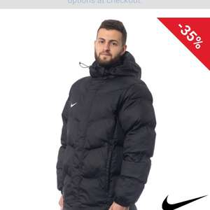 Winter sale including Nike items @ Kitlocker