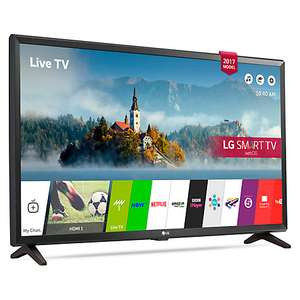 LG 32LJ610V LED Full HD 1080p Smart TV, 32 £249 @ John Lewis