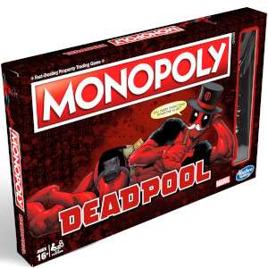 Deadpool Monopoly £23.39 with POWER10 @ IWOOT