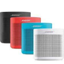 BOSE Soundlink Color Bluetooth Speaker II £106 @ Home AV