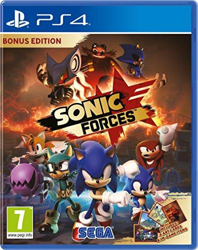 Sonic Forces Bonus Edition (Xbox One/PS4) - £22.39 - Amazon