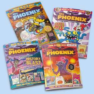 The Phoenix - Weekly Children's Comic - 4 issues for £1 (trial)