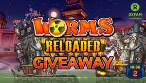 WORMS RELOADED FREE @ GAMESESSIONS