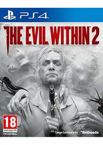 [Xbox One/PS4] The Evil Within 2 - £19.95 - Base