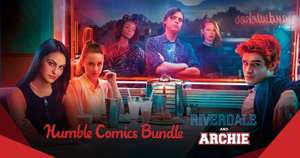 Humble Comics Bundle - Riverdale and Archie - From 0.75p @ Humble Bundle