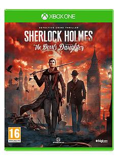 Sherlock Holmes: Devils Daughter xbox one @game £7.50