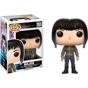 Ghost in the Shell Movie Pop! Vinyl Major Bomber Jacket £6.99 @ Forbidden Planet