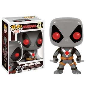 Deadpool Pop! Vinyl Figure X-Force 2 Swords £6.99 @ Forbidden Planet