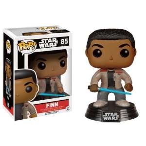 Star Wars Episode VII Pop! Vinyl Figure - Finn with Lightsaber £6.99 @ Forbidden Plane