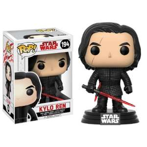 Star Wars The Last Jedi Pop! Vinyl Figure Kylo Ren £6.99 @ Forbidden Planet