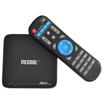 MECOOL M8S Pro+ Android 7.1  2GB RAM + 16GB ROM - UK Plug @ Gearbest
