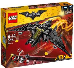 Lego Batman Movie - The Batwing 70916 £48.00 C&C or £50.99 delivered @ Asda Direct