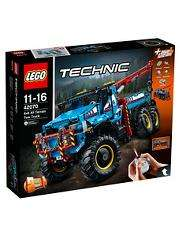 LEGO Technic - 6x6 All Terrain Tow Truck - 42070 £104 @ Asda