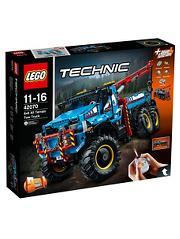 LEGO Technic - 6x6 All Terrain Tow Truck - 42070 £104 @ Asda