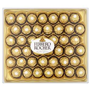 Ferrero Rocher, 42 Pieces, 525g £7.99 Prime @ Amazon