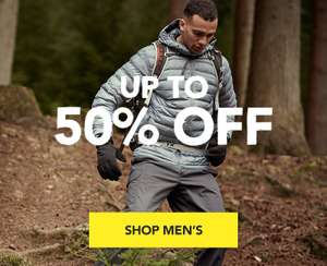 Over 30% off at Millets + delivery 3.99£