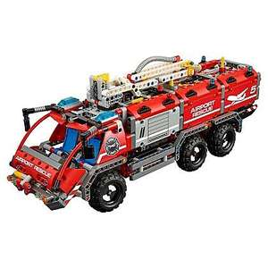 Lego technic Airport rescue vehicle £41.00 @ Asda direct