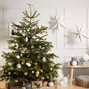6 ft Christmas trees for £25 and get free £20 voucher at Ikea (effectively £5 Xmas Tree!)