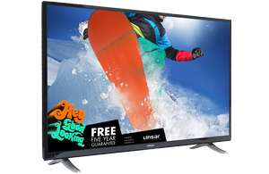 Linsar 55UHD200 55 inch 4K Smart TV with Freeview HD £349 Delivered @ PRC Direct (5 Year Guarentee via Redemption)