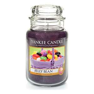 Yankee Candle LARGE JAR 'Jelly Bean' Candle £13.99 (Prime) / £18.74 (non Prime) Sold by My Swift and Fulfilled by Amazon