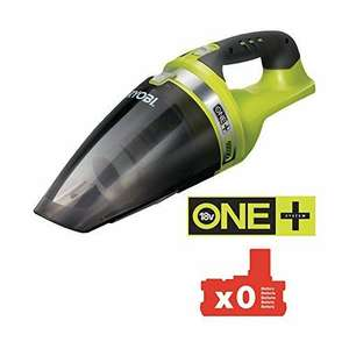 Ryobi CHV182M ONE+ Cordless Hand Vac lighting deal, £15.99 Amazon (+£4.75 non Prime)