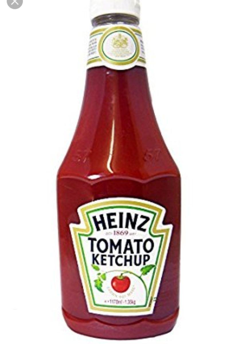 1.35KG tomato ketchup heinz £1 @ farmfoods