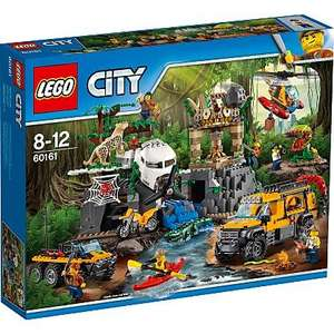Lego Jungle Exploration site  - 60161 - £40 Asda