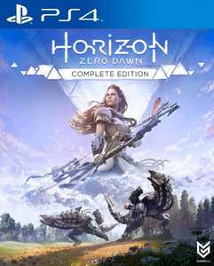 Horizon Zero Dawn Complete Edition (PS4) Pre-order £32 @ Amazon